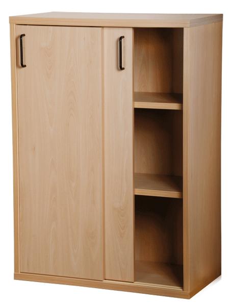 Schranksystem BENKOR - Schiebetüren* Das Büromöbelsystem von Keller ...
