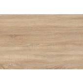 Tischplatte, 120 x 60 cm, Plattenstärke: 30 mm, Dekor: Bardolino Eiche,  melamin