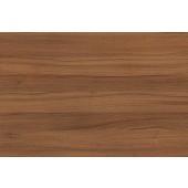 Tischplatte, 120 x 60 cm, Plattenstärke: 25 mm, Dekor: Nussbaum,  melamin