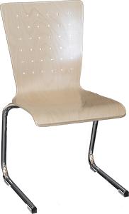 Sitzschale E + Gestell 4