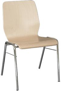 Sitzschale A + Gestell 3