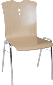 Sitzschale F + Gestell 3