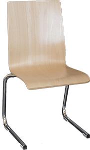 Sitzschale B + Gestell 4