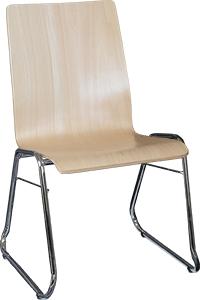Sitzschale B + Gestell 5