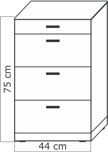 Standcontainer RIMFAXI